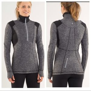 Lululemon Run Your Heart Out Pullover Size 12